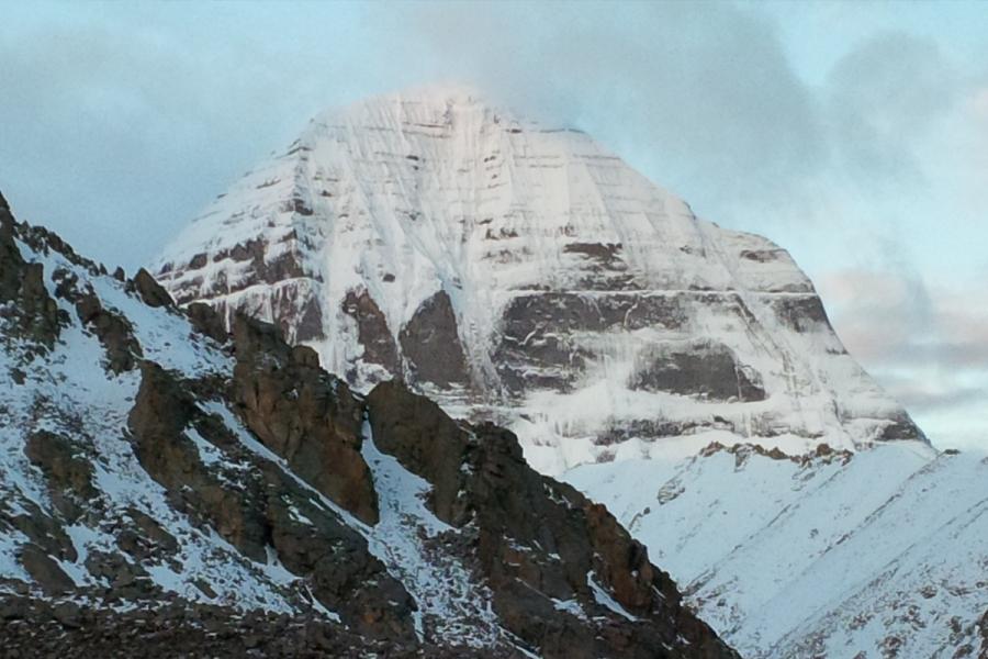 Golder Kailash formation 1
