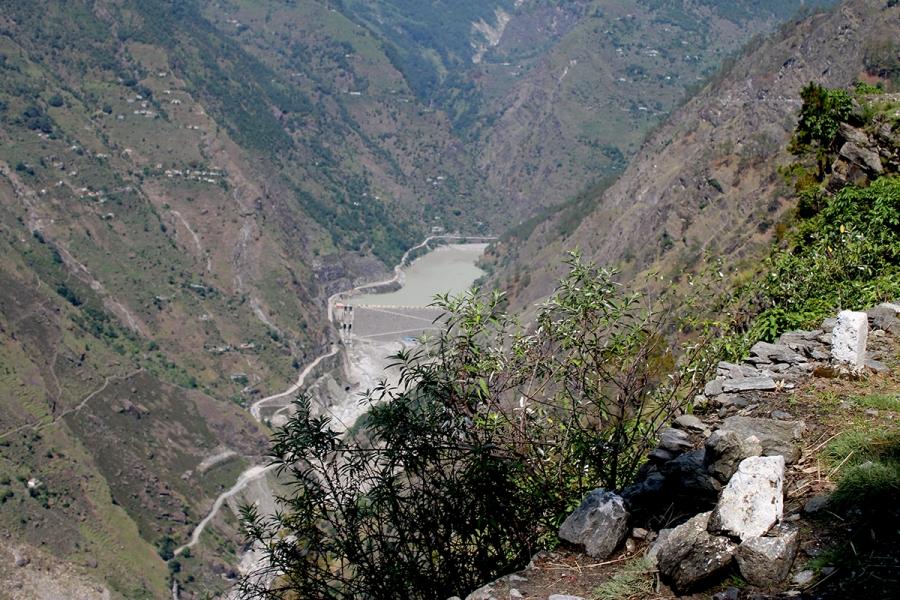 Dharchula Dam