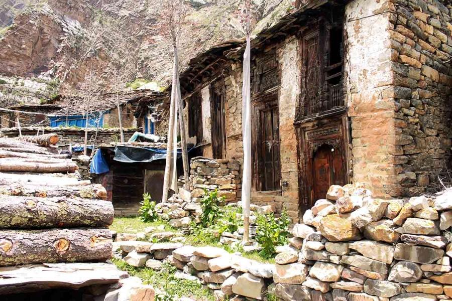 Nabhi Village