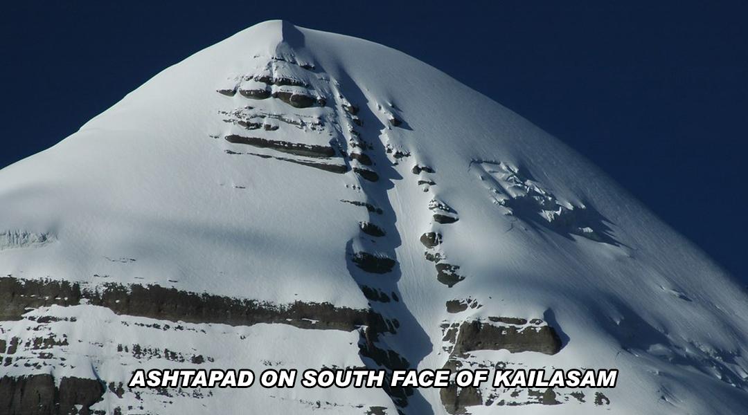 Ashtapat on the south face